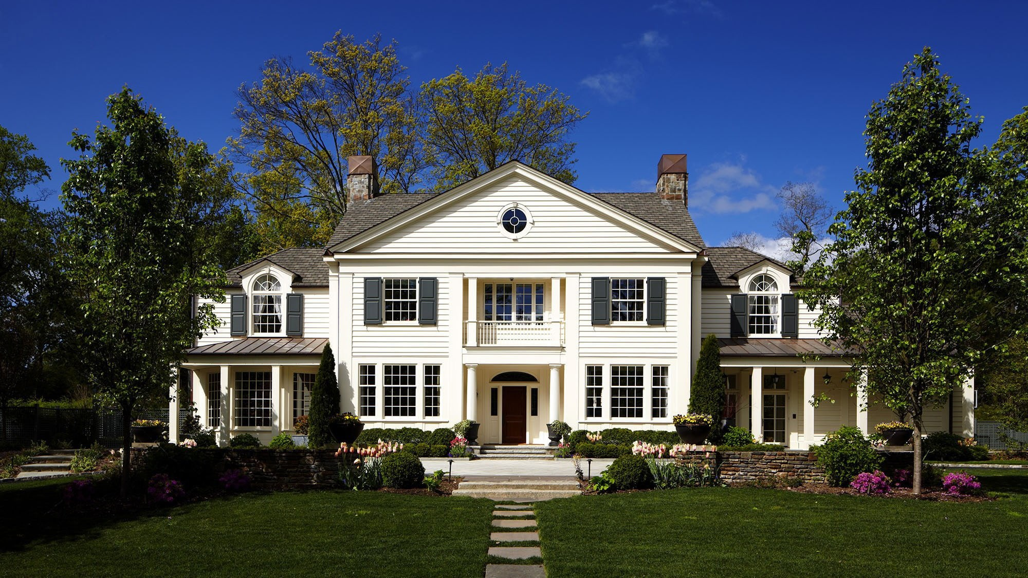 Colonial House - Scarsdale