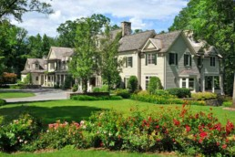 custom built colonial home connecticut CT
