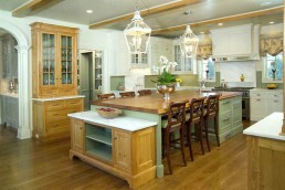 custom kitchen builder westchester county CT