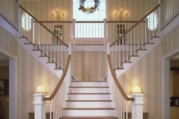 custom staircase in CT