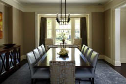 dining room renovation in CT