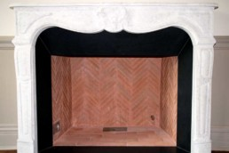 fireplace chesneys mantel builder in CT