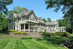 luxury home construction CT