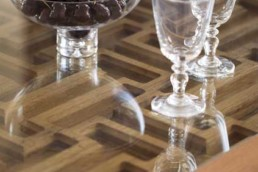 mazed pattern custom table remodeling in CT