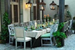outdoor dining renovation in CT